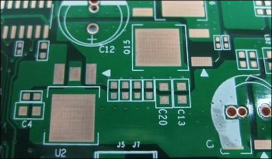 基板のシルク印刷,PCBGOGO