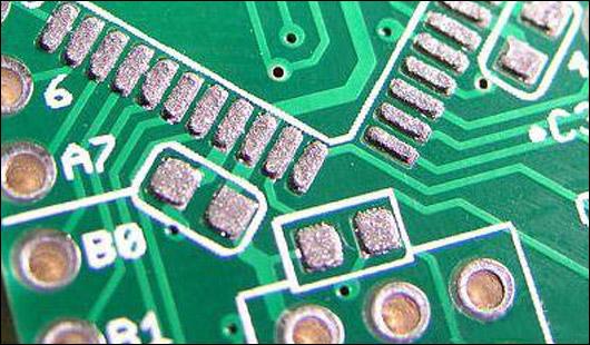 基板の表面処理,プリント基板